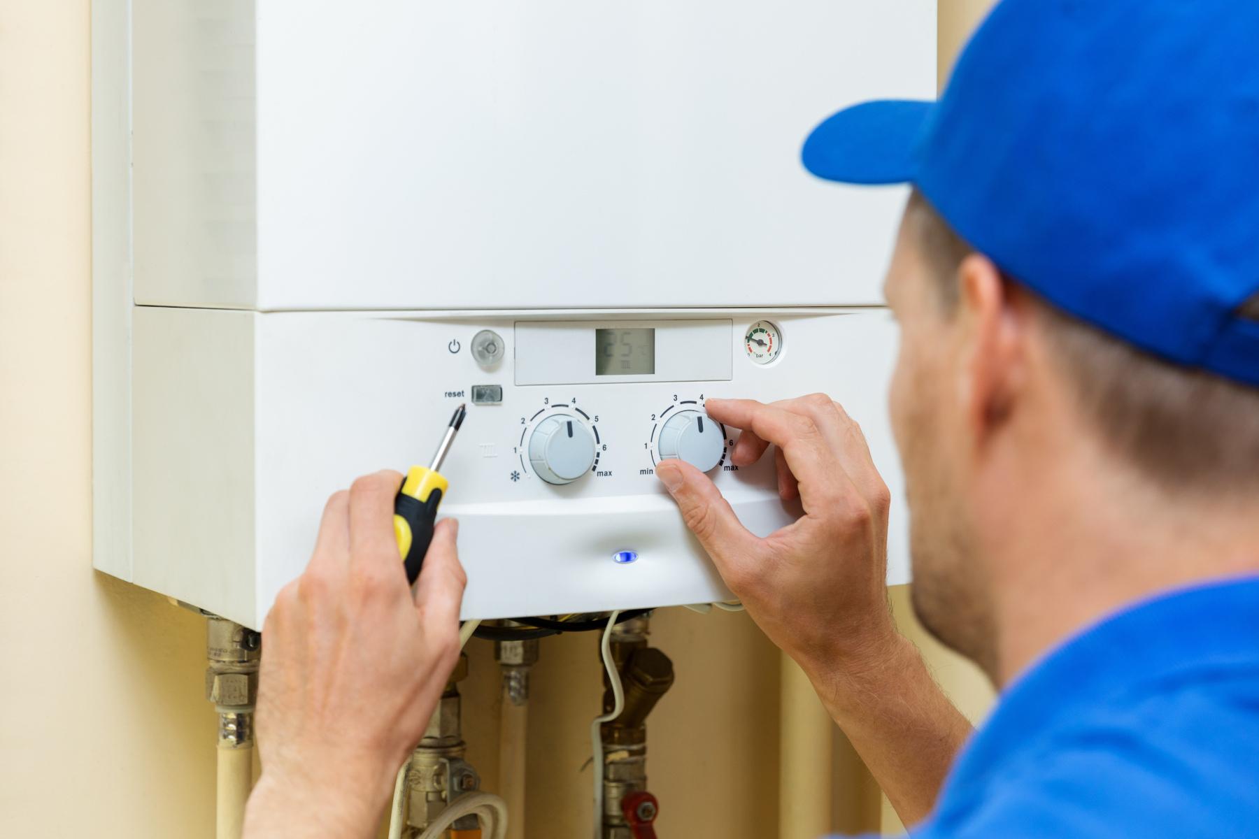 Replacing home gas boiler Belfast
